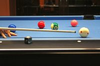 Billard, Queue, Tisch